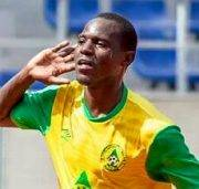 Forest Rangers player Ronald Chibwe