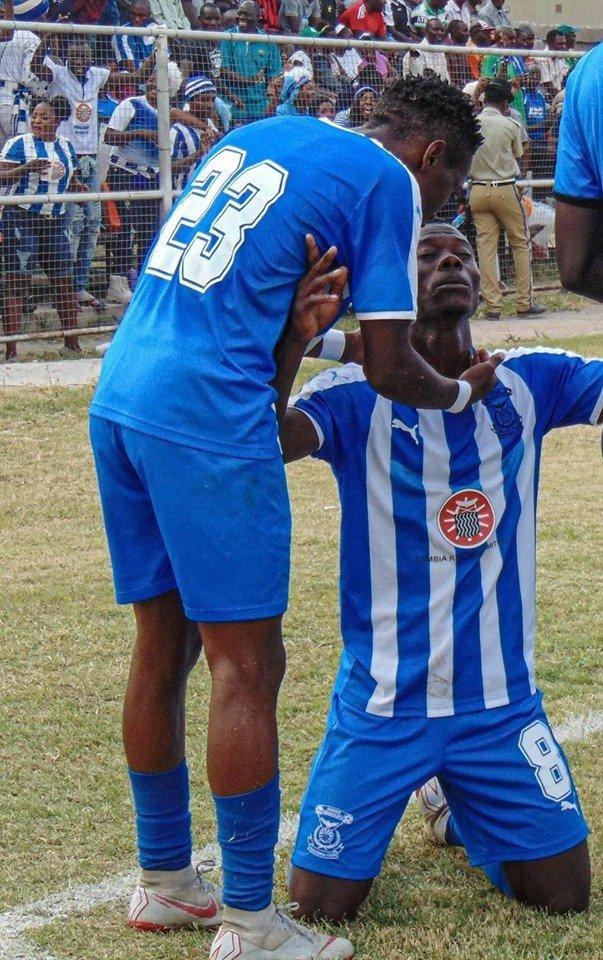 Zedsoccer footballer Sydney Phiri