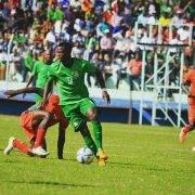 Zambian footballer Patson Daka