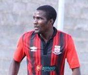 Aubrey Funga of Zanaco football club
