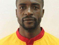 Francis Kasonde plays for Power Dynamos football club as a defender