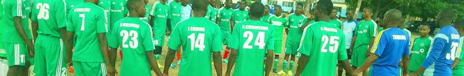 Green Buffaloes squad