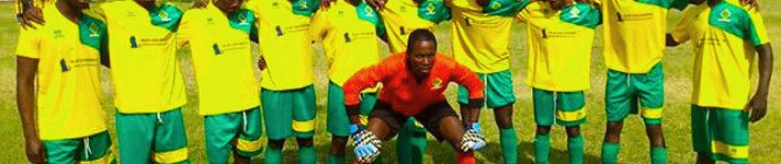 Mufulira Blackpool squad