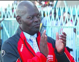 Zambian football coach Patrick Phiri