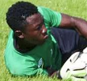 Racha Kola Zanaco goalkeeper