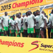 2015 5th Champions title for Zesco