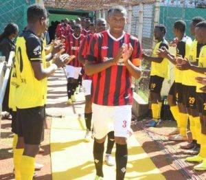 Zambian footballer of the year Ziyo Tembo