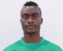 Aaron Katebe Zambian football player