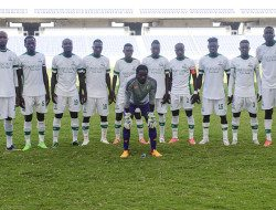 Mufulira Wanderers players 2016