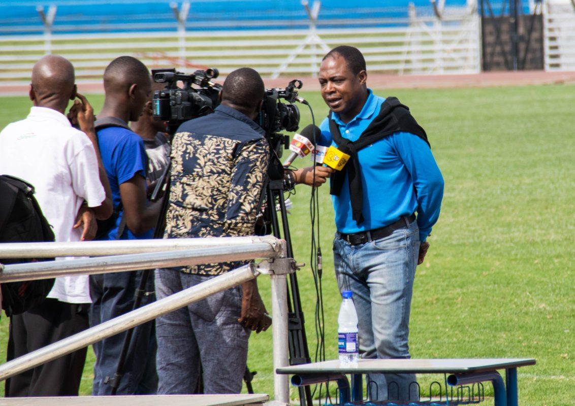 FAZ President kalusha bwalya