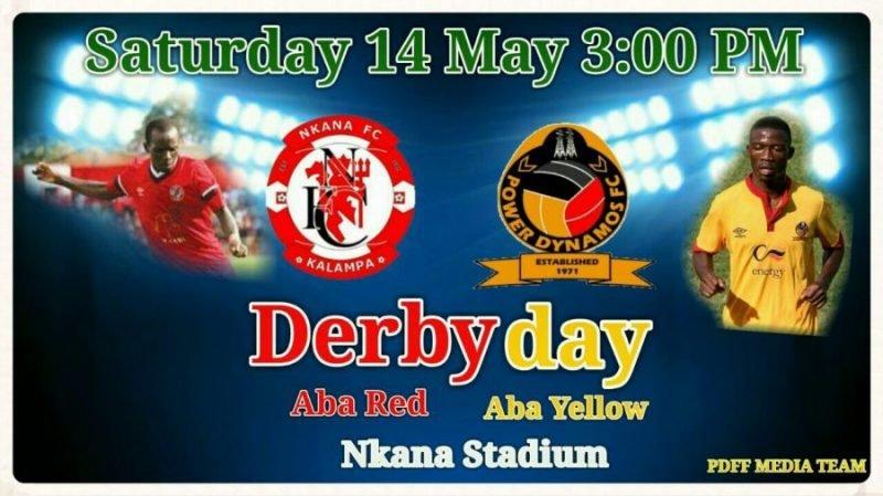 Kopala derby Nkana vs Power Dynamos