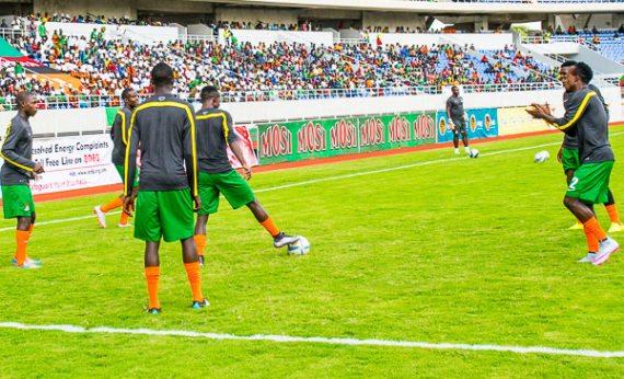 George Lwandamina call up against Congo