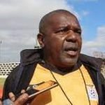 Coach Bruce Mwape