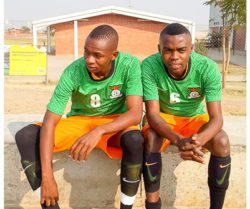 Paul Katema under 17 Zambia national team material
