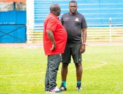 George Lwandamina national coach team