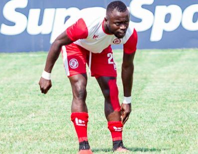 Soutra Tshimenga with injury will miss Barclays cup 2016 quarter finals