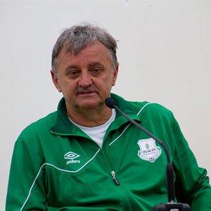 Zlatko Krmpotic Zesco Head Coach