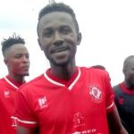 Nkana football player Apenene