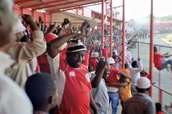 Nkana has new head coach