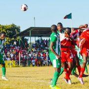 Mopani Derby. nkana vs mufulira wanderers 2017
