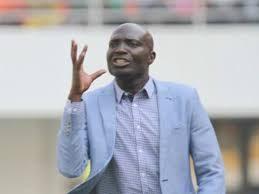 Zambia national team coach Wedson Nyirenda