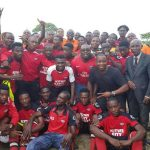 Kitwe United back to MTN super league