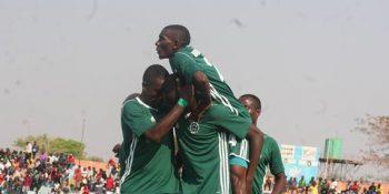 Nchanga Rangers Fans Stone Green Buffaloes 1