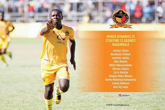 Kelvin Mubanga Kampamba 9