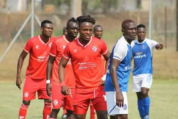 Nakambala Leopards vs Nkana 5