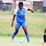Victor Mubanga efforts helped Lumwana to win during week 9 against Zanaco