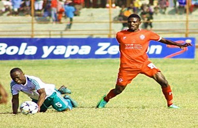 Godfrey Men held Nkana