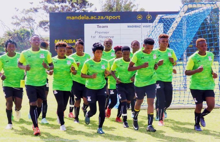 Cosafa Womens Zambia vs Lesotho Live Streaming 1