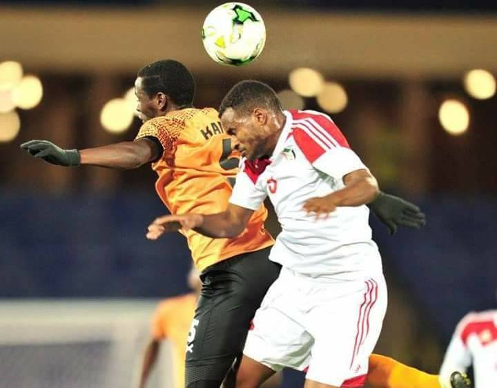 Chipolopolo Pursue Redemption Down The Harsh Namib Desert 9