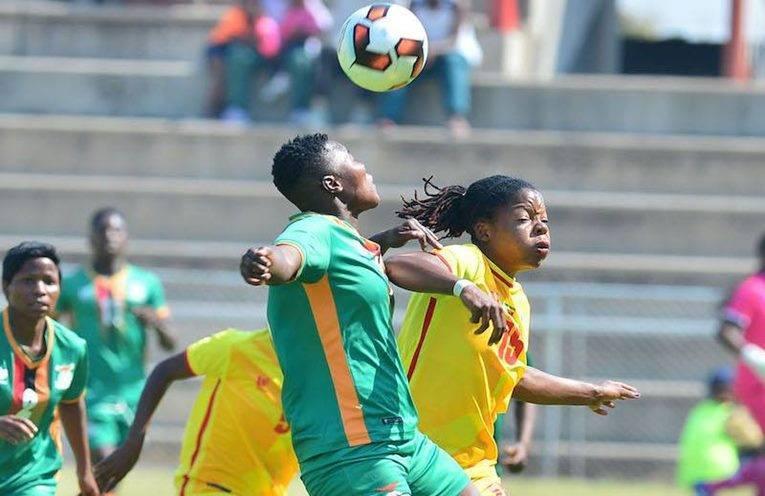 National Womens Team Intensify Preparations Ahead of the COSAFA