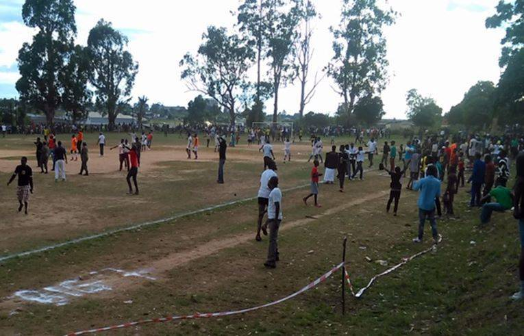 WITNESS: DIVISION TWO COPPERBELT DECIDING FIXTURE ABANDONED 1