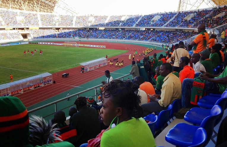 ZAMBIA'S POSSIBILITIES OF HOSTING THE 2019 AFCON 3