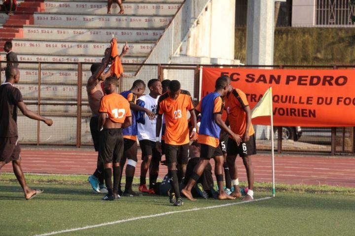 San Pedro football club