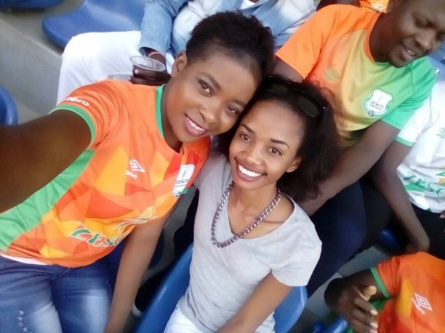 Beautiful Zesco United Fans