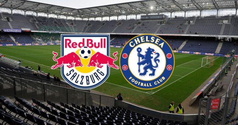 Enock Mwepu And Patson Daka Salzburg Hammered By Chelsea 1