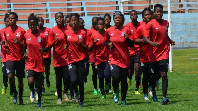Copper Queens Face Zimbabwe In Nail Bitting TOKYO 2020 OLYMPIC QUALIFIER 1
