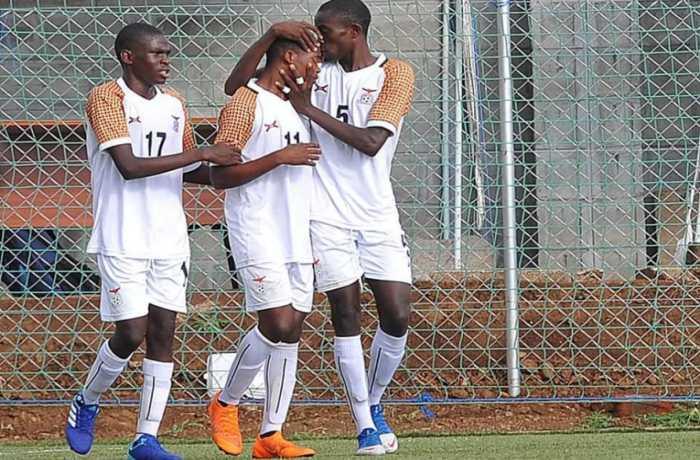 COSAFA under 17 champions