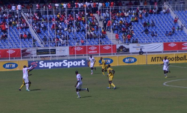 Nkana last took on Indeni in 2014