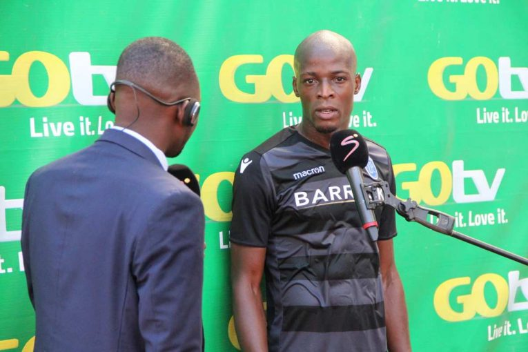 Felix Nyaende walked away with Man of the match for his two goal contribution