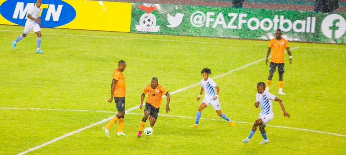 Zambia vs Botswana player rating