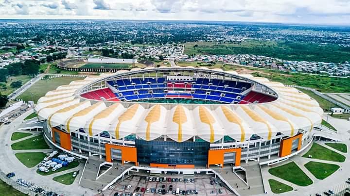 National Heroes Stadium in Lusaka