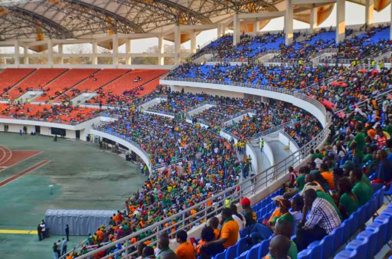 Zambia is not a footballing country says Sven Vandenbroeck 1