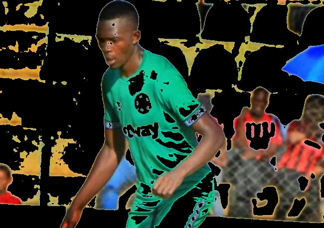 Leonard Mulenga: Zambia's next big thing 2