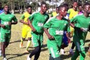 Prison Leopards f2f in Zambia super league