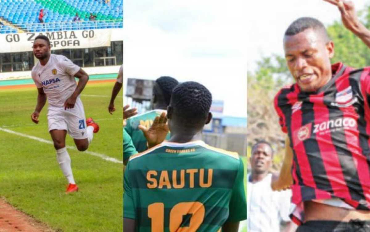 2021 Zambian player of the year
