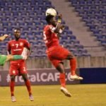 Nkana lost to Raja leveled at 2 to nothing same goal point a fortnight ago